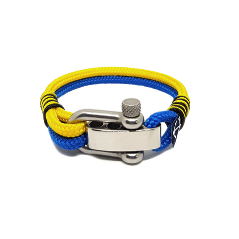 Argus Nautical Bracelet by Bran Marion