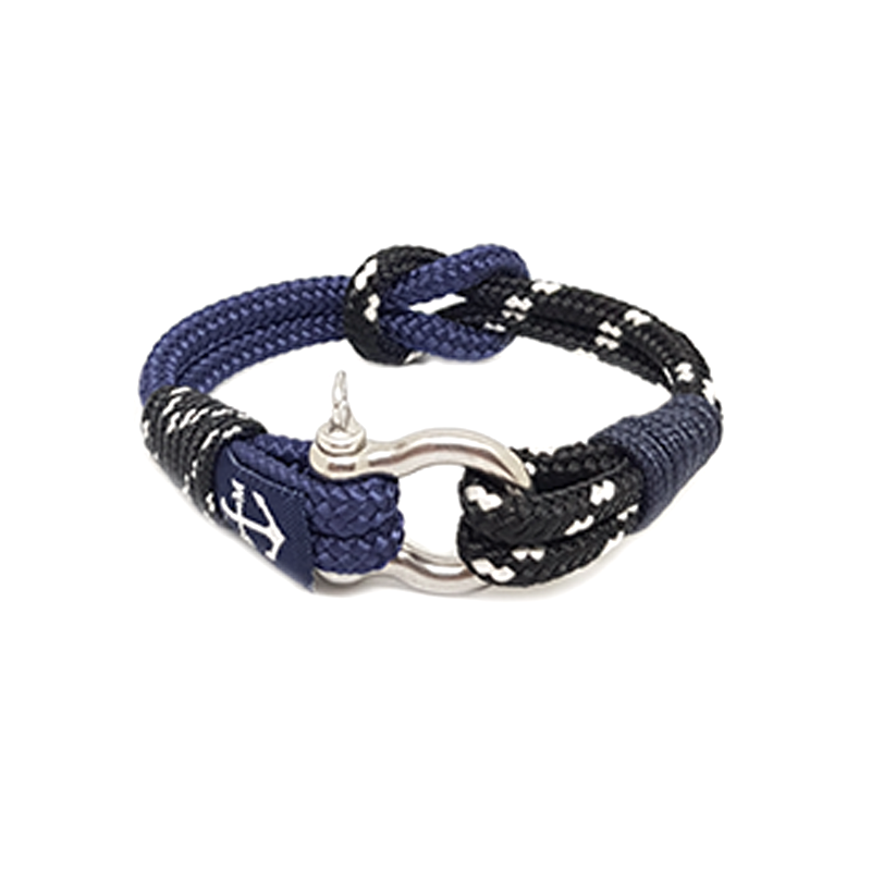 Blackbeard Nautical Anklet