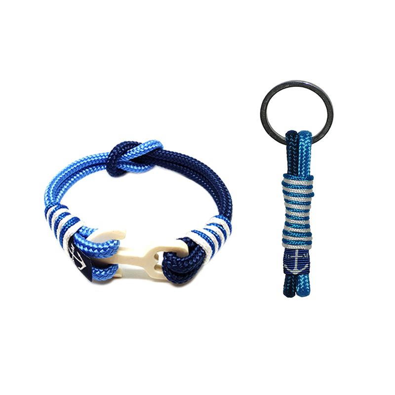 Dublin Nautical Bracelet & Keychain