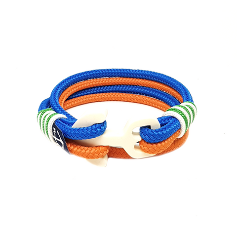 Einstein Wrap Nautical Bracelet by Bran Marion