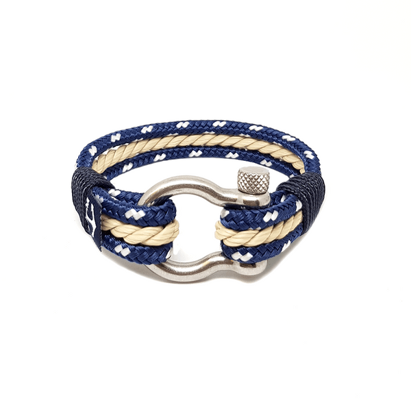 Bran Marion Yachting Yellow and Black Nautical Bracelet