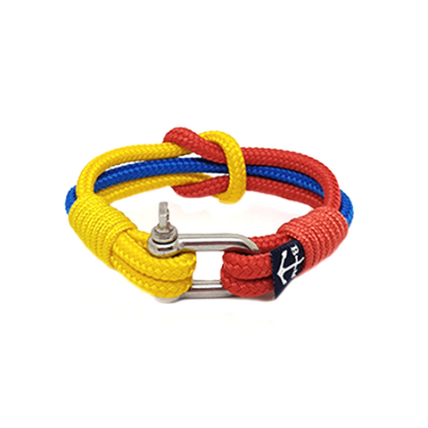 Romania Nautical Bracelet