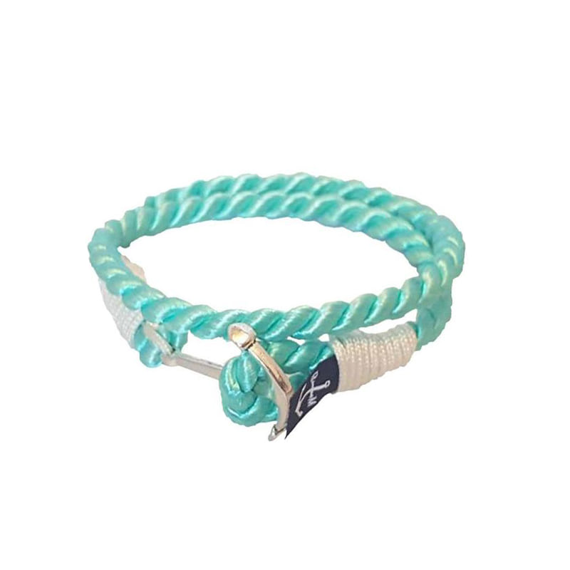 Aqua Rope Nautical Bracelet