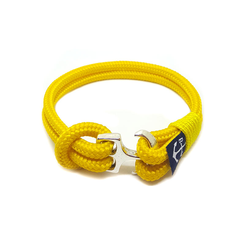 Bran Marion Sailors Yellow Nautical Bracelet