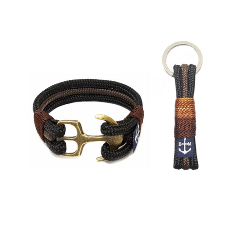 Anchor Nautical Bracelet & Keychain