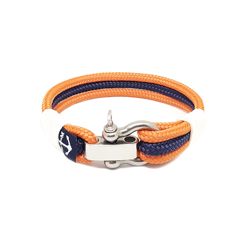 Adjustable Shackle Wallowa Nautical Bracelet by Bran Marion