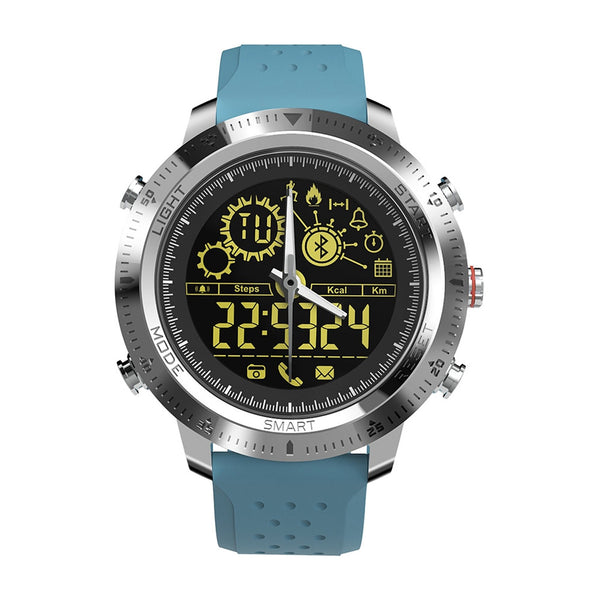 NX02 Waterproof Bluetooth Smartwatch with Touch Screen/Camera/SIM Card