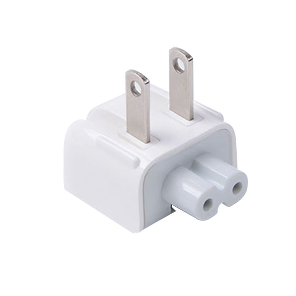 AC Power Adapter Wall Plug Duckhead Wall Charger Connector for MacBook Mac iBook iPhone iPod