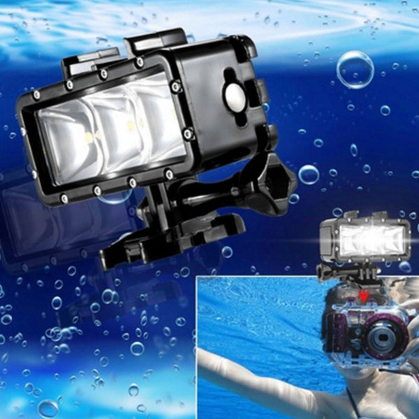 Light Camera Sport Waterproof