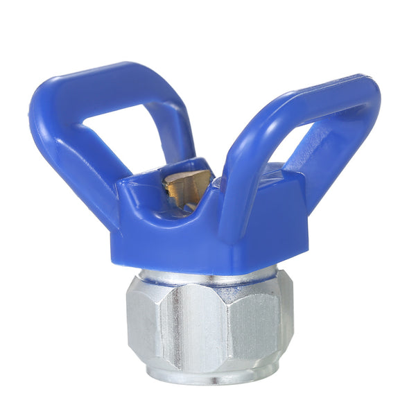 Spray Paint Accessory Universal Tool Airless Paint Spray Gun Flat Tip Nozzle Guard Seat For Graco Titan Wagner Paint  Sprayer