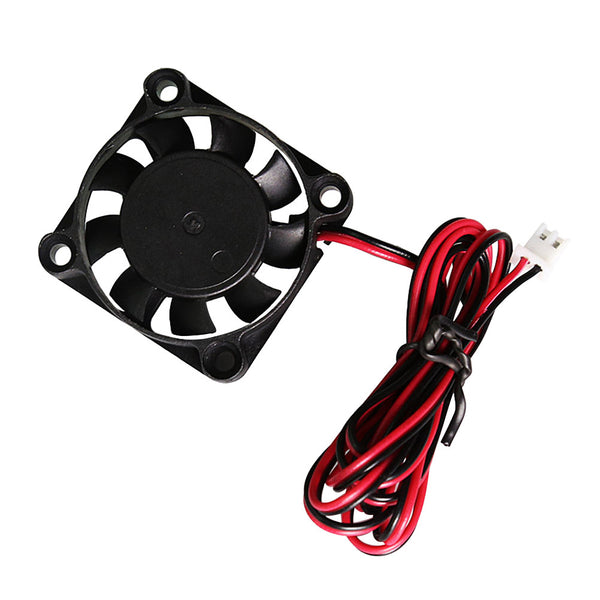 Brushless Fan DC 12V 0.12A Cooling Fan for 3D Printer Accessories