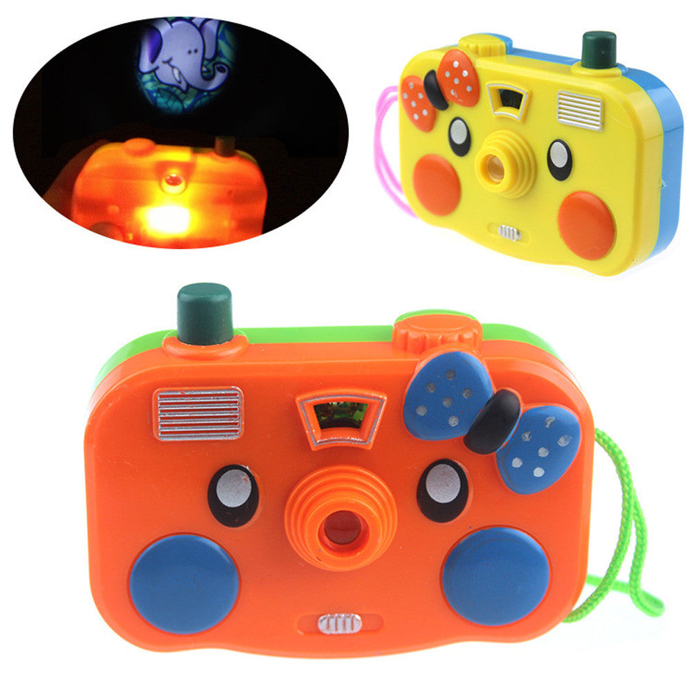 Camera Toy Projection Simulation Digital Camera  Children Educational Gift