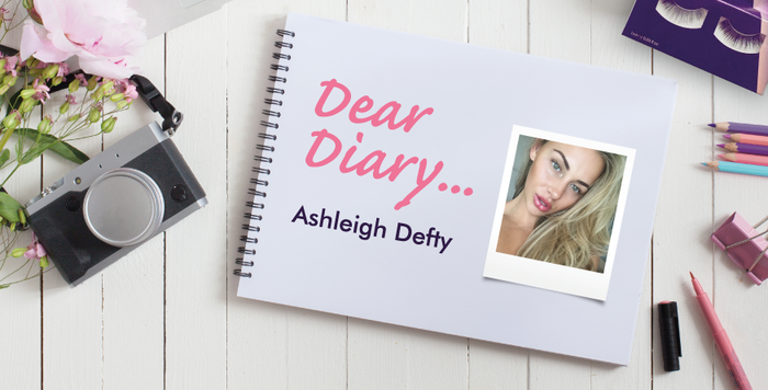 A DAY IN THE LIFE OF: ASHLEIGH DEFTY