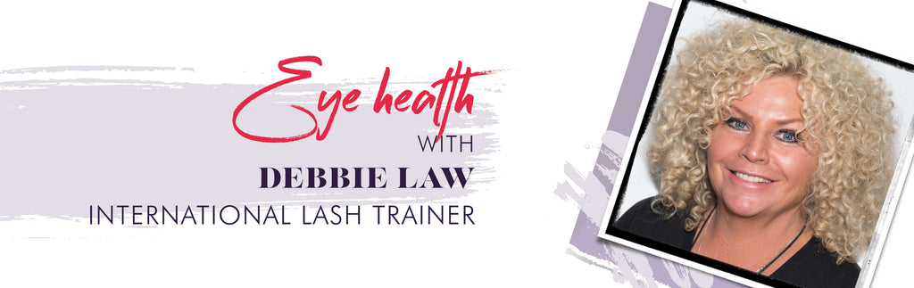 GET TO KNOW: INTERNATIONAL LASH TRAINER AND ARTIST- DEBBIE LAW