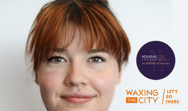 Waxing The City Lash Lift LVL Training & Certificate - Nouveau Lashes USA