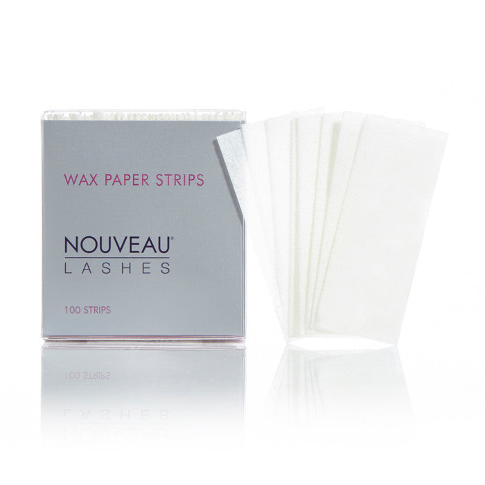 Wax Paper Strips (100)