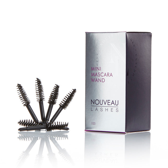 Mini Mascara Wand x 100 - Nouveau Lashes USA