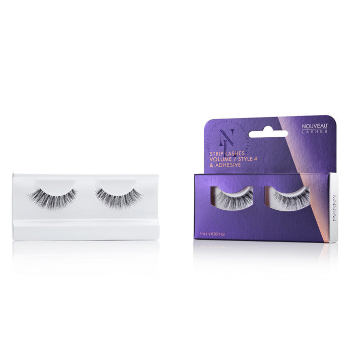 Strip Lash Volume / Style 4 - Nouveau Lashes USA