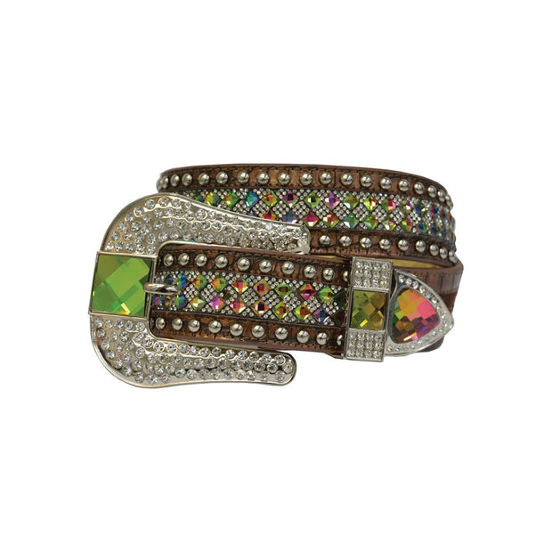 Women's April Bling Belt