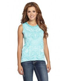 Cowgirl Up Ladies Top