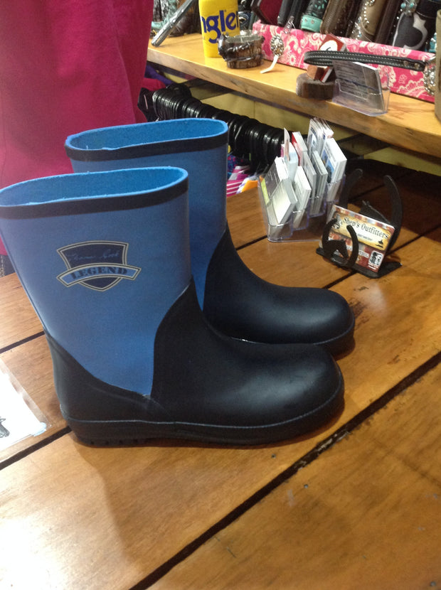Thomas Cook Boys Billy Blue Gumboots