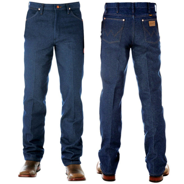 Wrangler Slim Fit Rigid Jeans