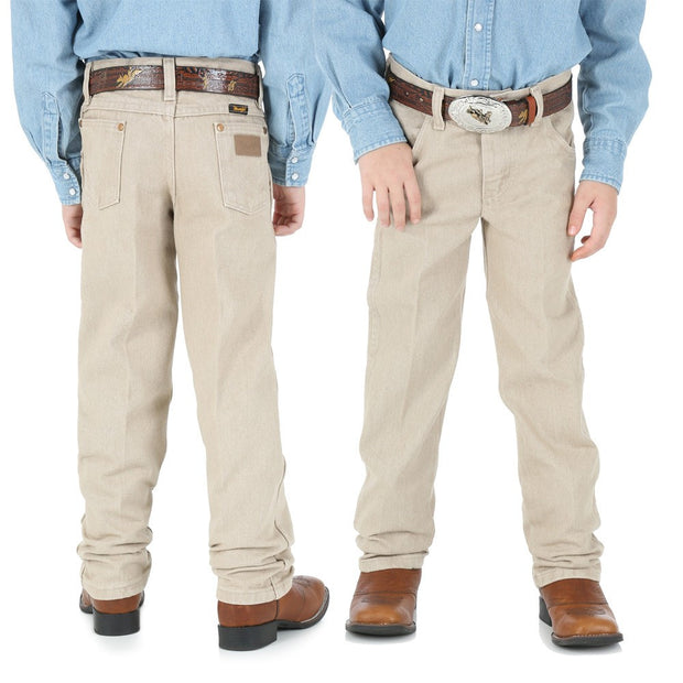 Wrangler Boys Original ProRodeo Jean