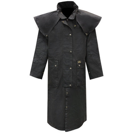 Thomas Cook High Country Professional Oilskin Long Coat