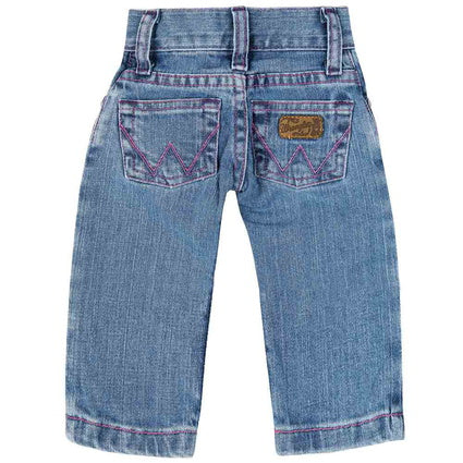 Wrangler All Around Baby Girl Western 5 Pkt Jean