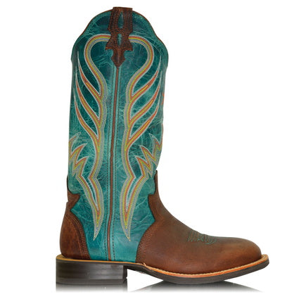 "Womens Twisted X Ruff Stock 12"" Boots"