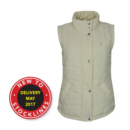 Thomas Cook Womens Hawkesbury River Vest- Stone - On Sale