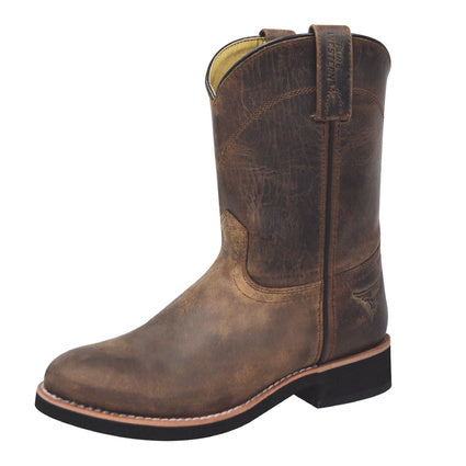 Pure Western Cooper Childrens Boots
