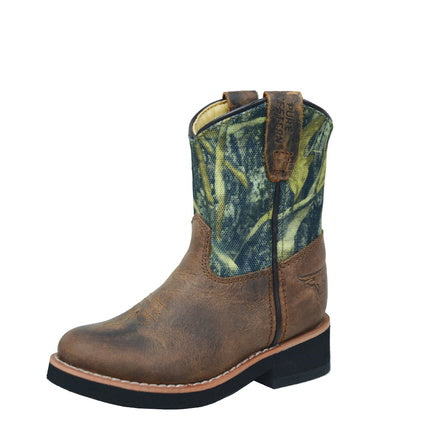 Pure Western Blaze Toddler Boots