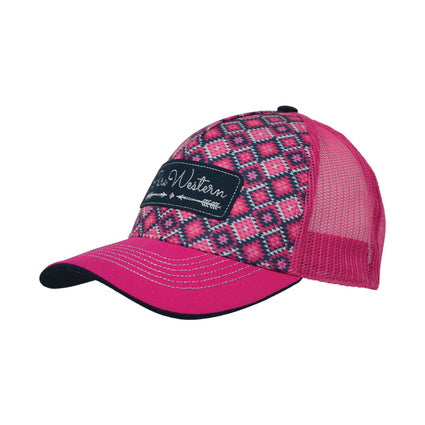 Pure Western Girls Ally Trucker Cap