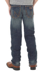 Wrangler Boys and Toddlers Retro Slim Straight Jean