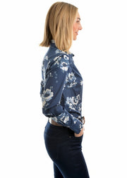 Thomas Cook Woman's Pamela Print Long Sleeve Shirt