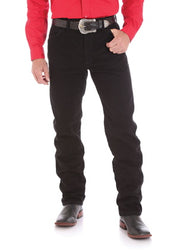 Wrangler Cowboy Cut Original Fit Black Jeans