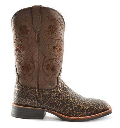 Twisted X Womens Ruff Stock Boots