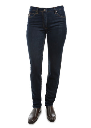 WOMENS MORNINGTON SLIM LEG W/JEAN 34 LEG