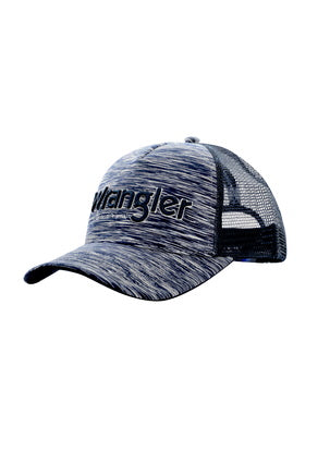 Wrangler Mens West Trucker Cap