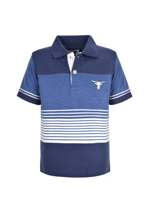 Pure Western Boys Jacob S/S Polo