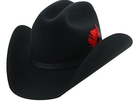 Kids Hats, Outback - Black