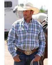 Cinch Men's L/S Shirt