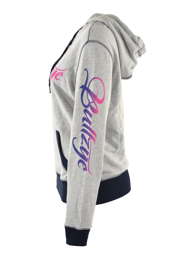 Bullzye Ladies Wild and Free Pullover Hoodie