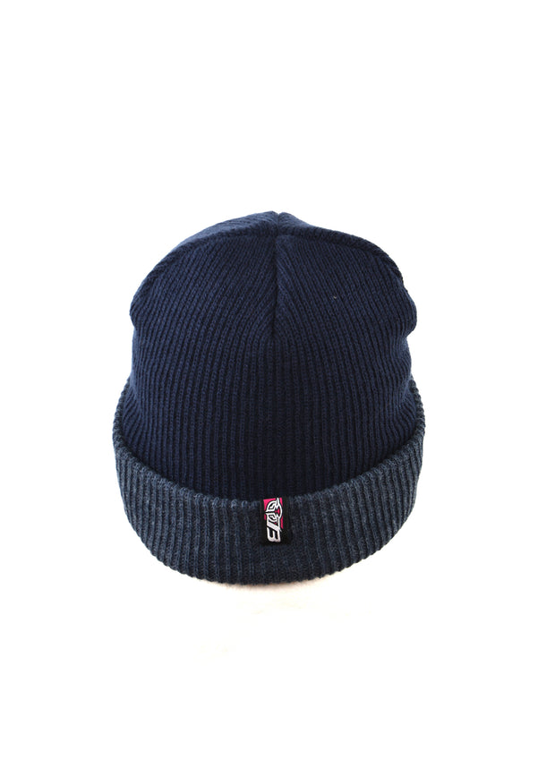 Bullzye Ladies Authentic Beanie - Navy