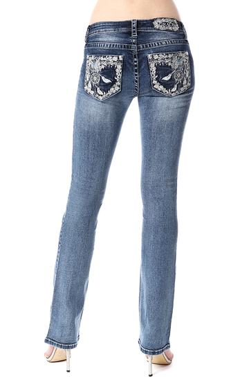 Grace in LA Dream catcher Ladies Jeans