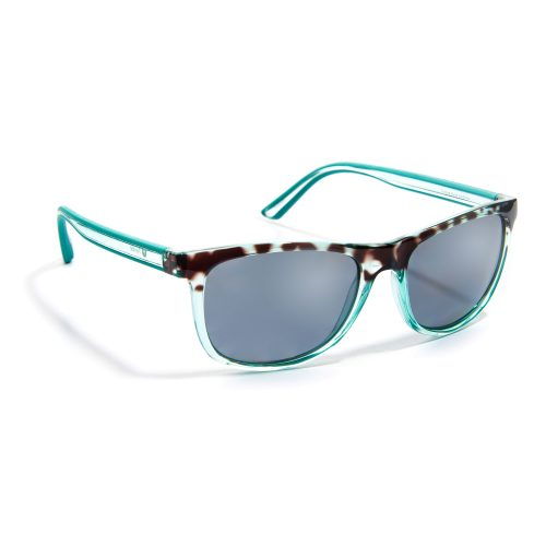 Gidgee Eyes Fender Tort/Aqua Sunglasses