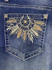 Outback Cassidy Bling Girls Jeans