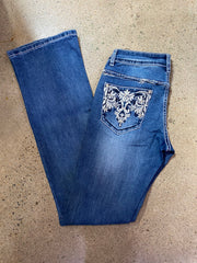 Outback Wild Child Ladies Charlene Jeans