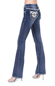 Grace in LA  Embellished Ladies Jeans